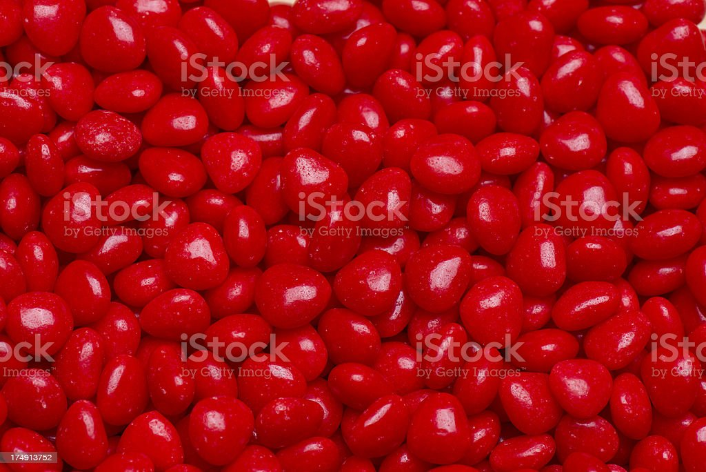 Candy Valentine Hearts royalty-free stock photo