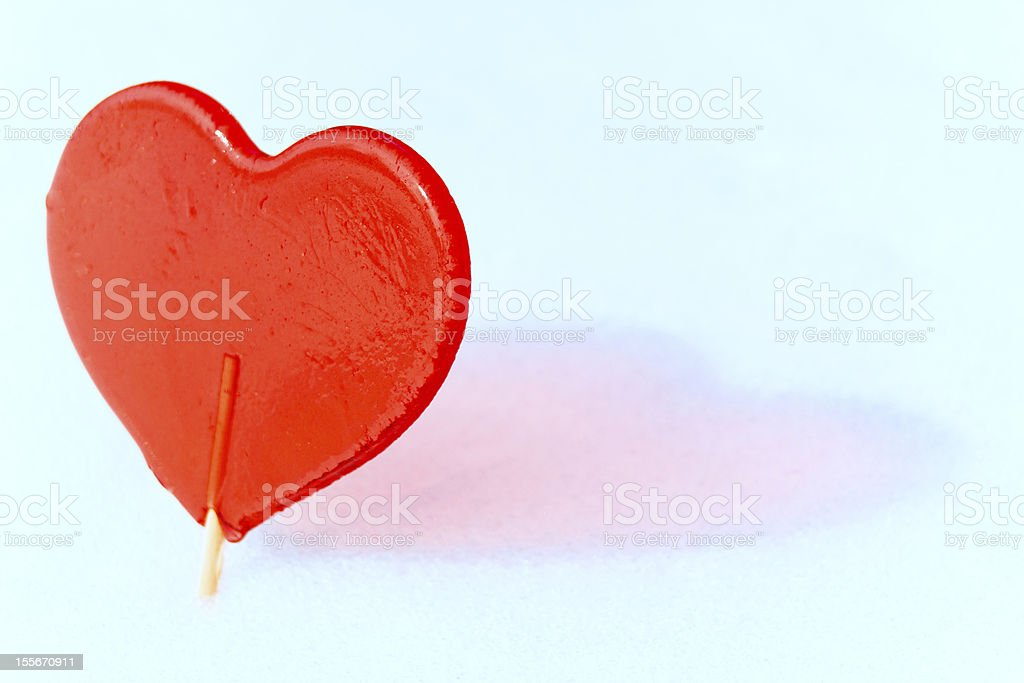 candy Valentines royalty-free stock photo