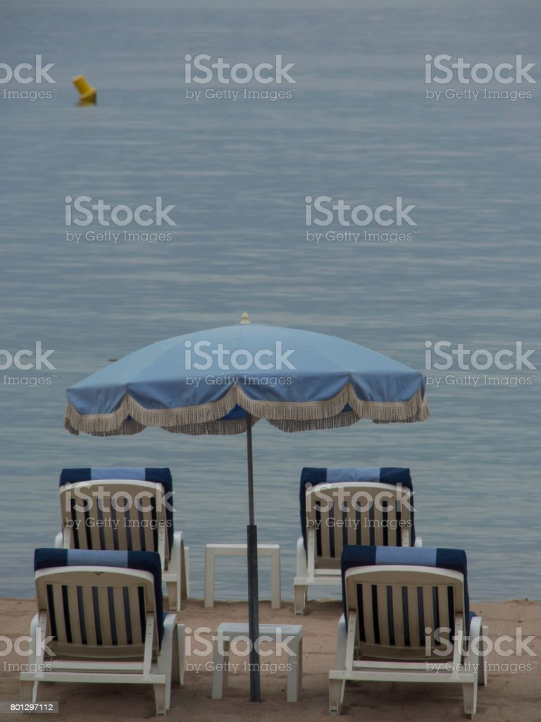 canes in france stock photo