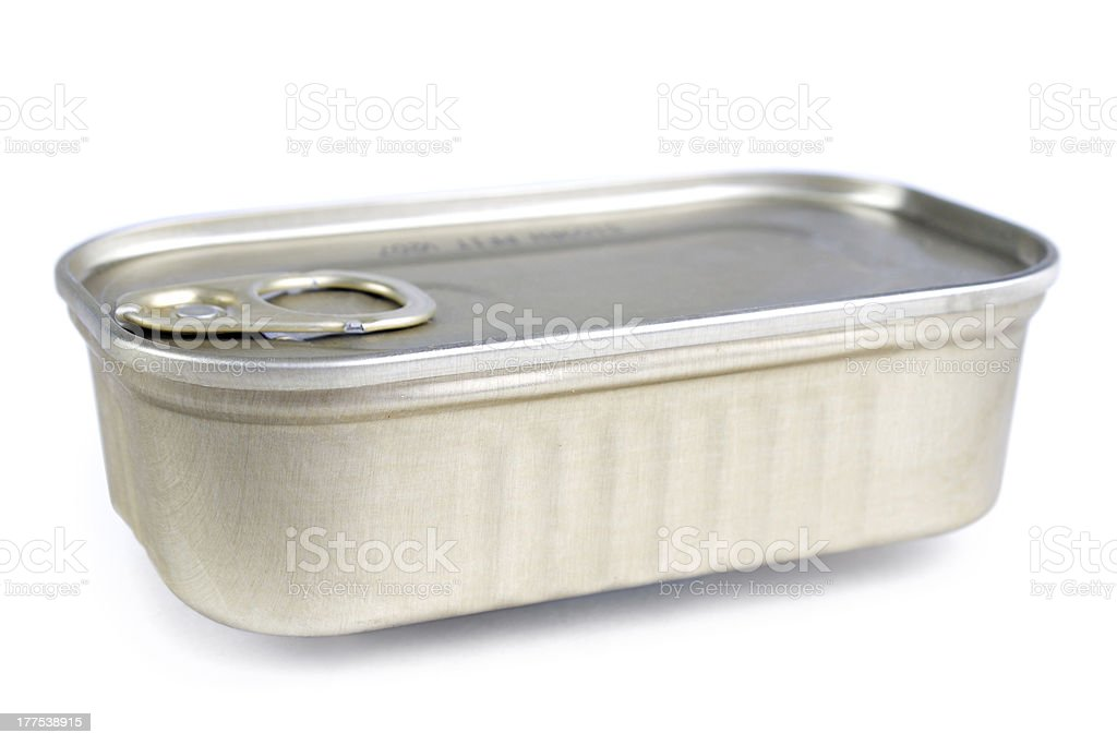 Canned food royalty-free stock photo