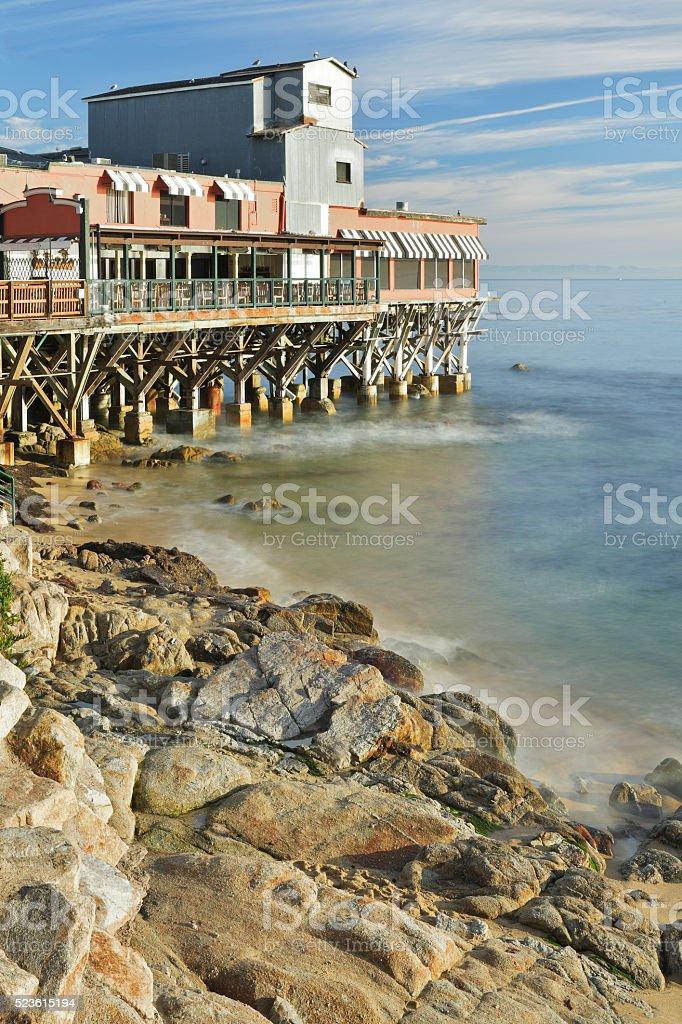 Cannery Row - Monterey stock photo