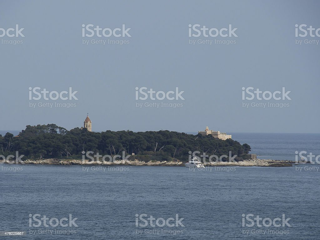 cannes royalty-free stock photo