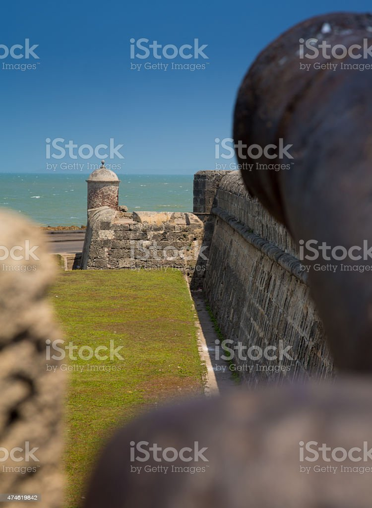 Cannon View stock photo