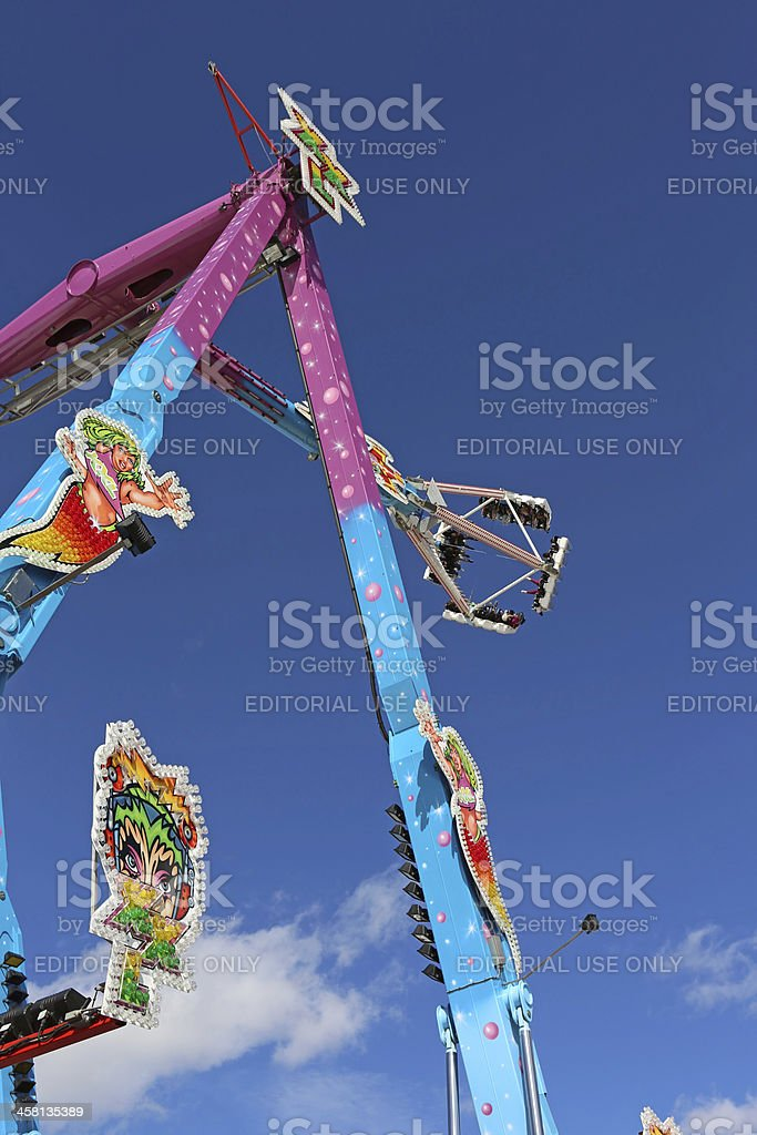 Cannstatter Wasen royalty-free stock photo