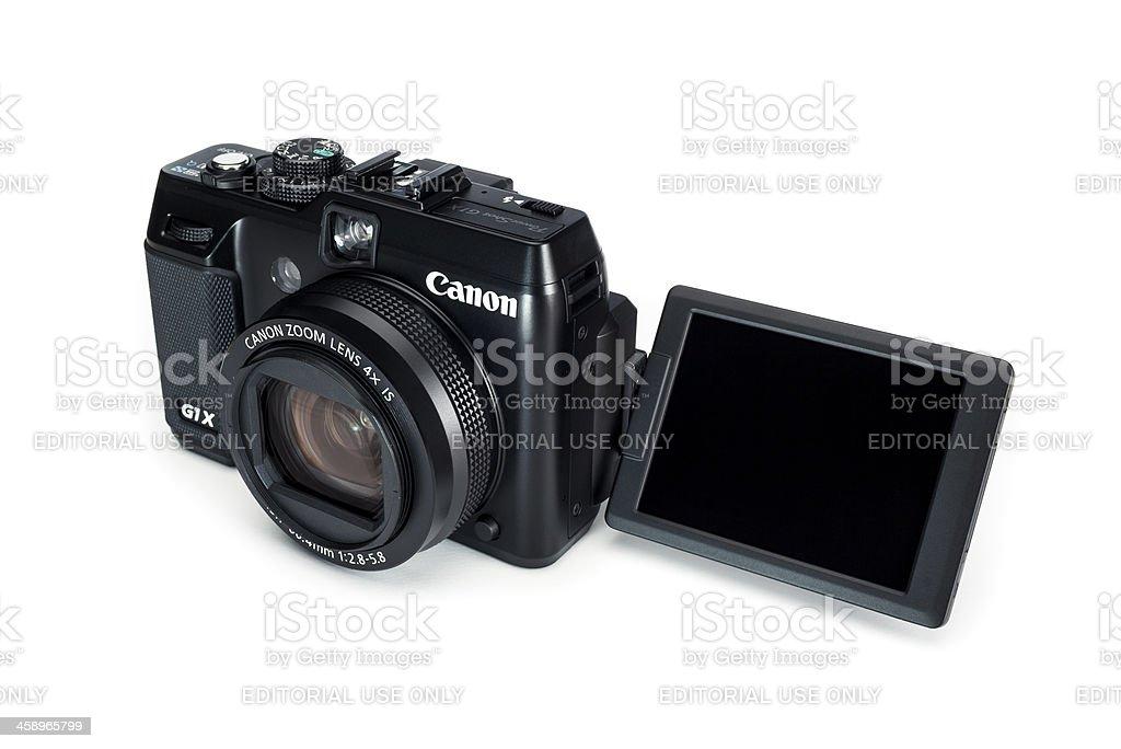 Canon 1G X Digital Camera stock photo