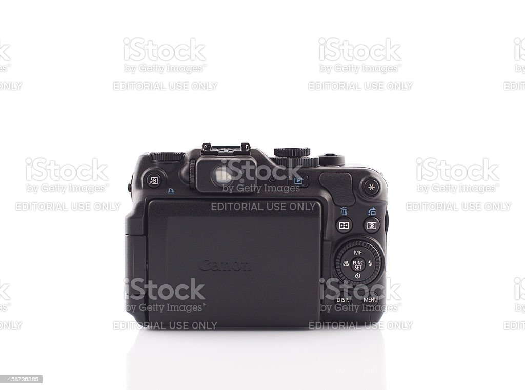Canon G12 Camera stock photo