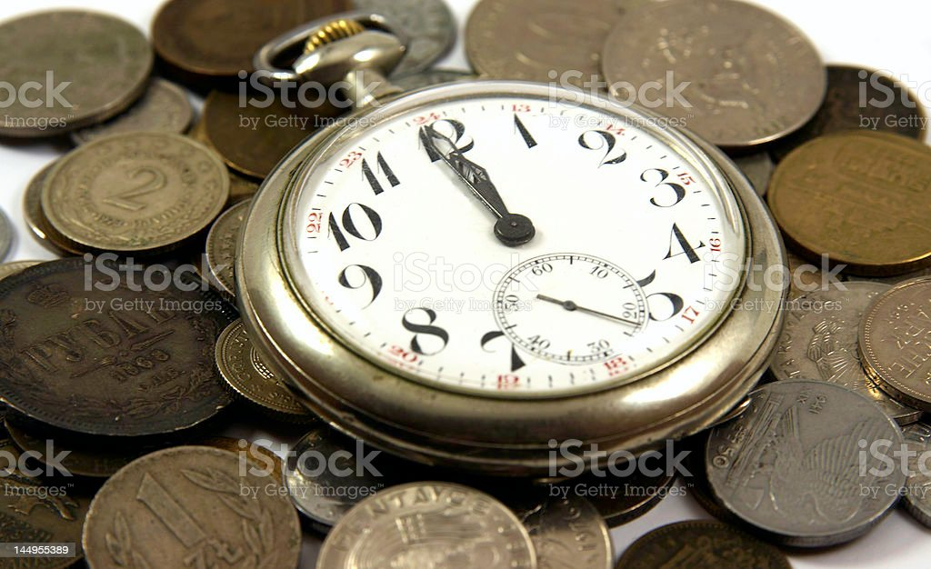 Can't by the time royalty-free stock photo