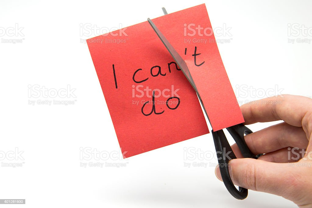 I can't do - I can do stock photo