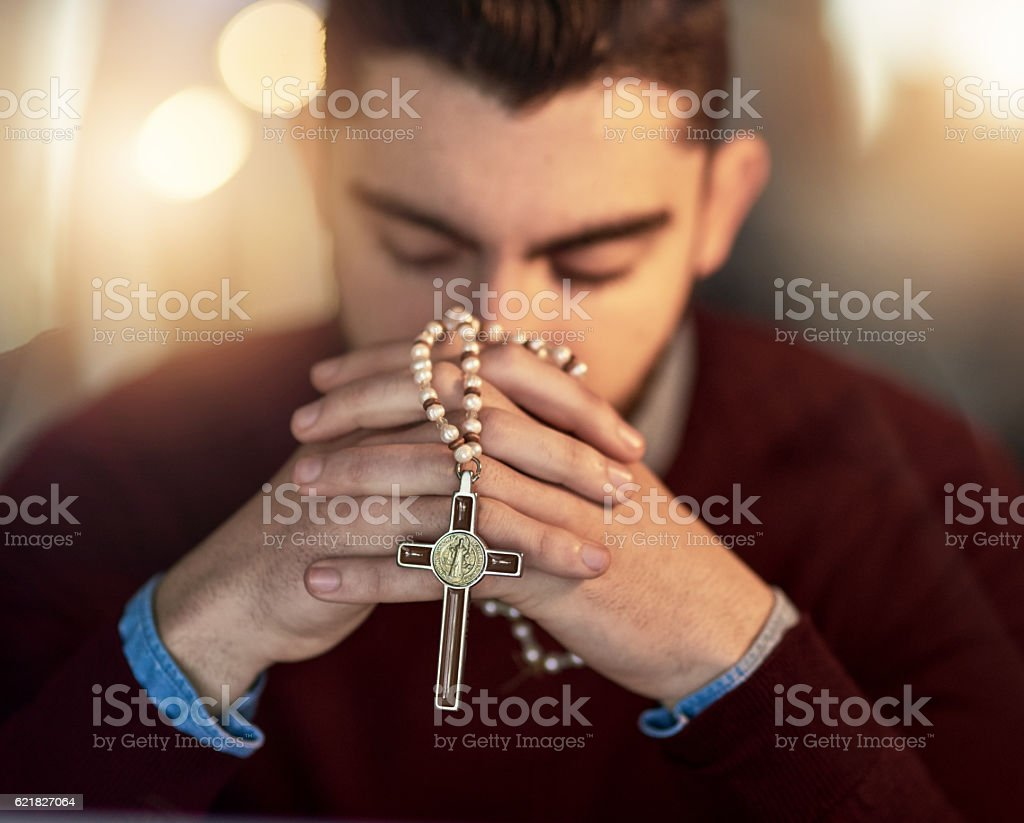 I can't do it on my own stock photo