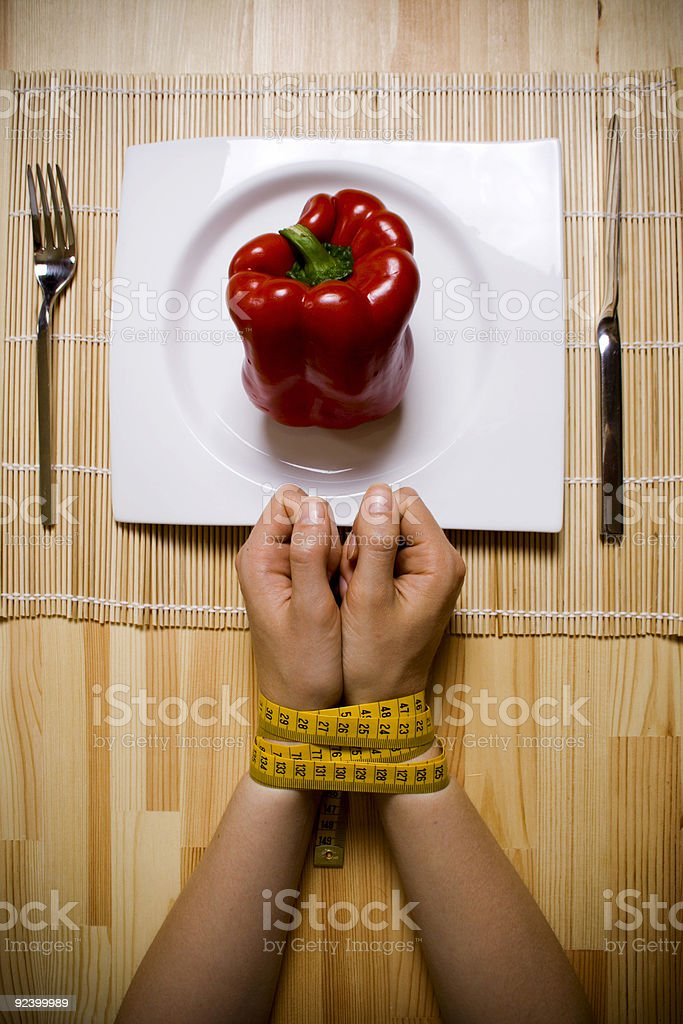 Can't do it.. stock photo