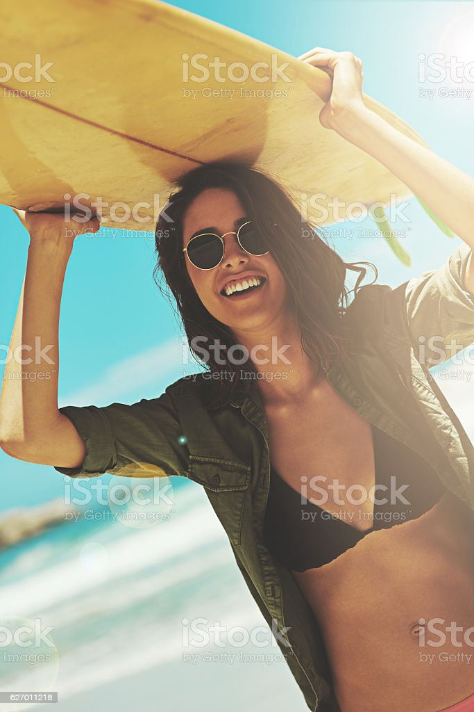 I can't get enough of the ocean stock photo