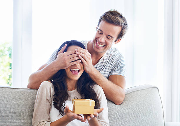 Заставить мужа дарить подарки