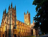 Canterbury Cathedral, UK