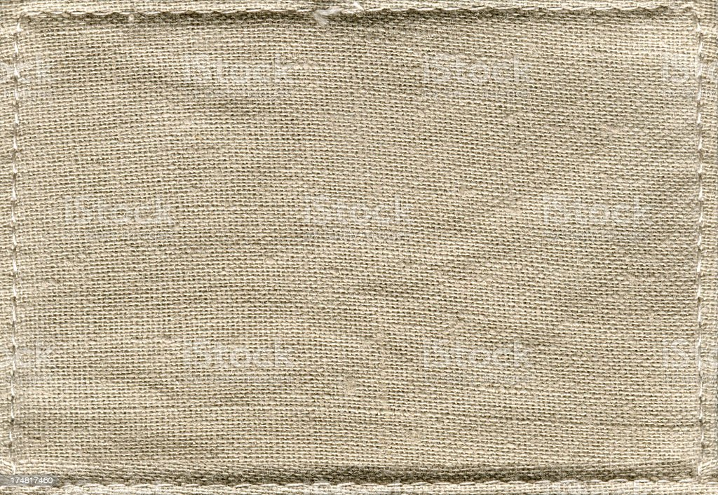 Canvas background textured royalty-free stock photo