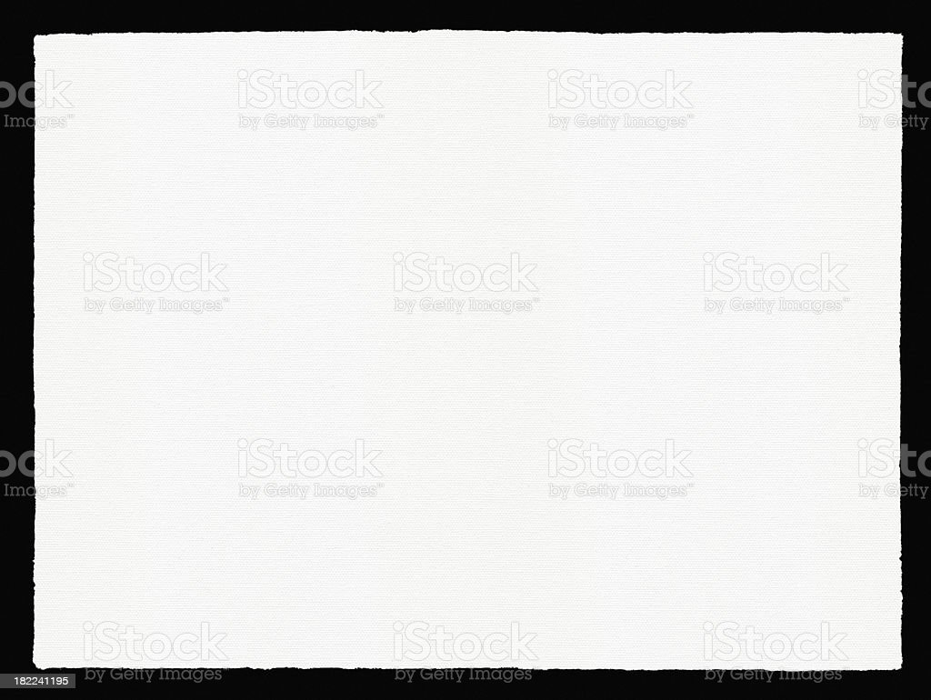 canvas paper royalty-free stock photo