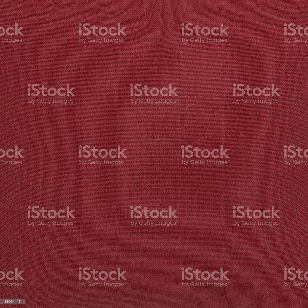 Canvas Texture In Close Up royalty-free stock photo