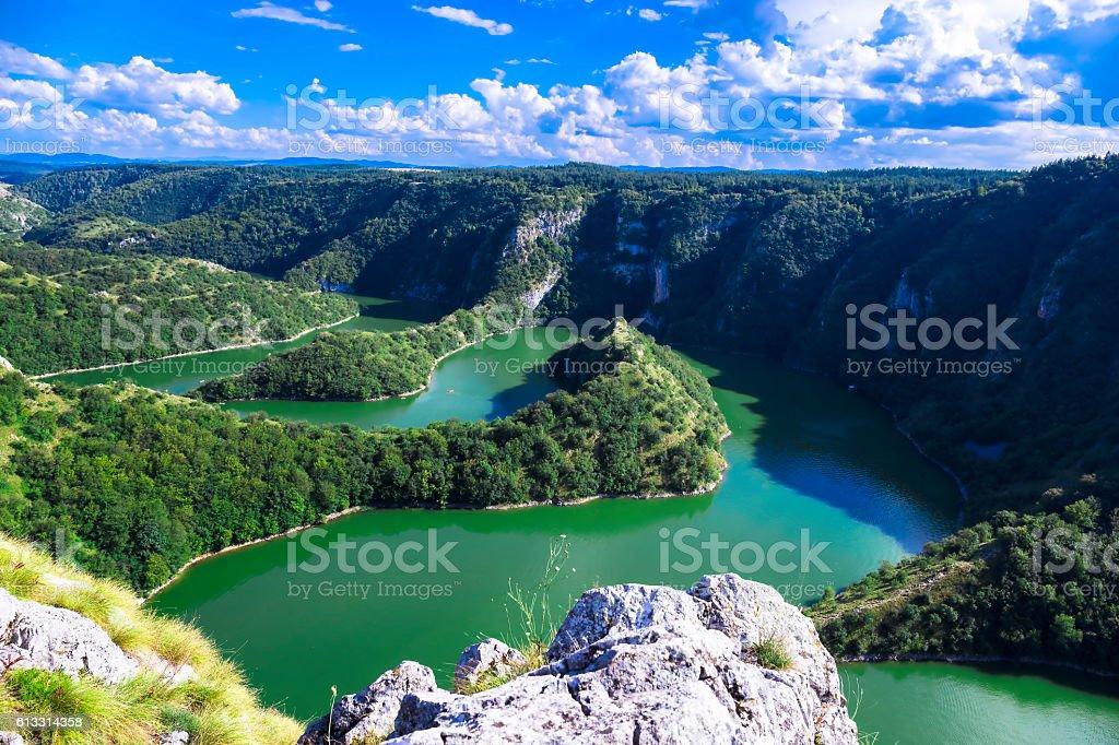 Canyon beauty stock photo
