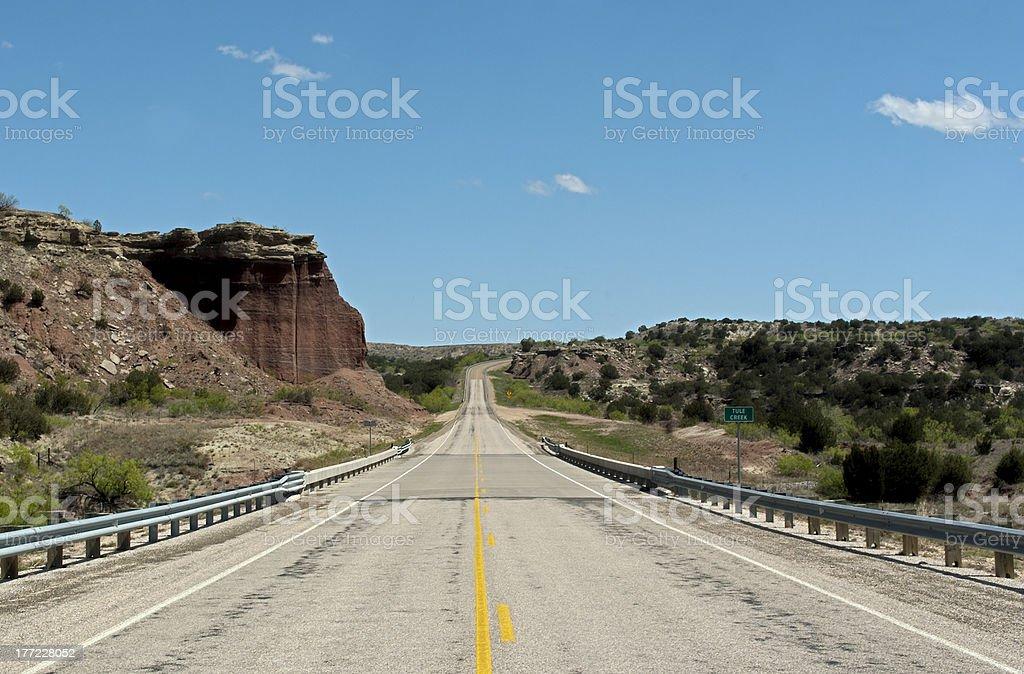 キャニオン Highway ロイヤリティフリーストックフォト