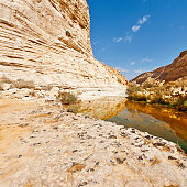 Canyon in Israel