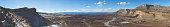canyon landscape Western Colorado High Desert Mt Garfield View Panorama