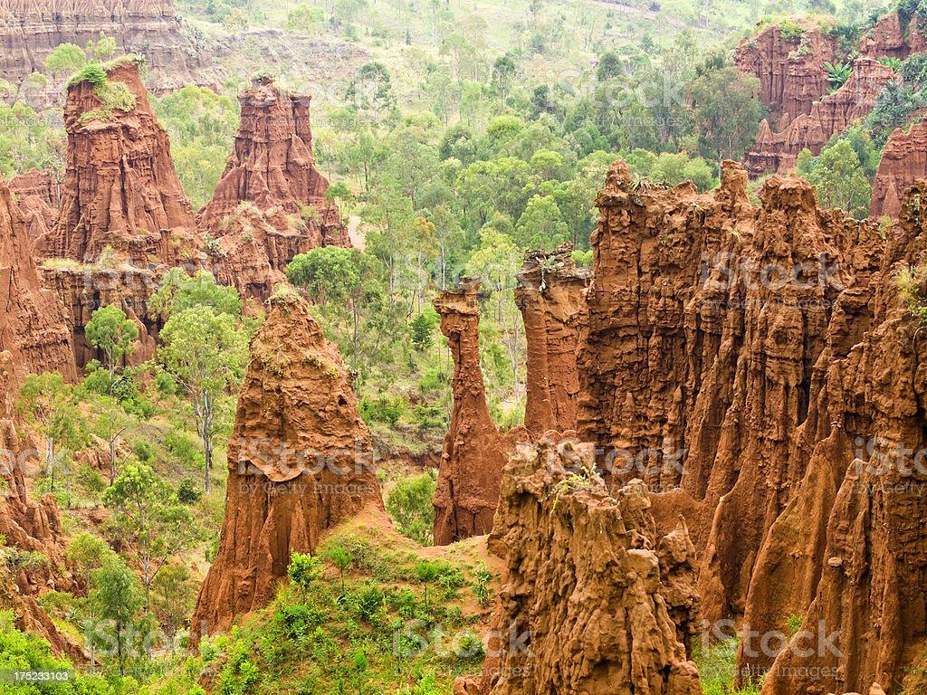 Canyon New York royalty-free stock photo