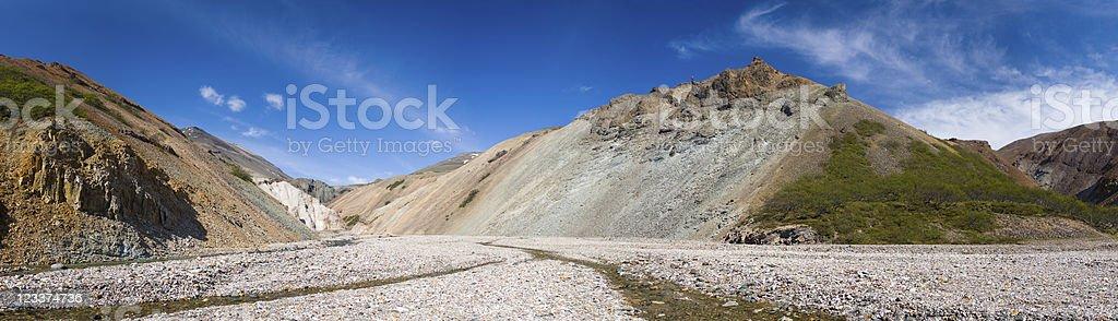 Canyon Panorama royalty-free stock photo
