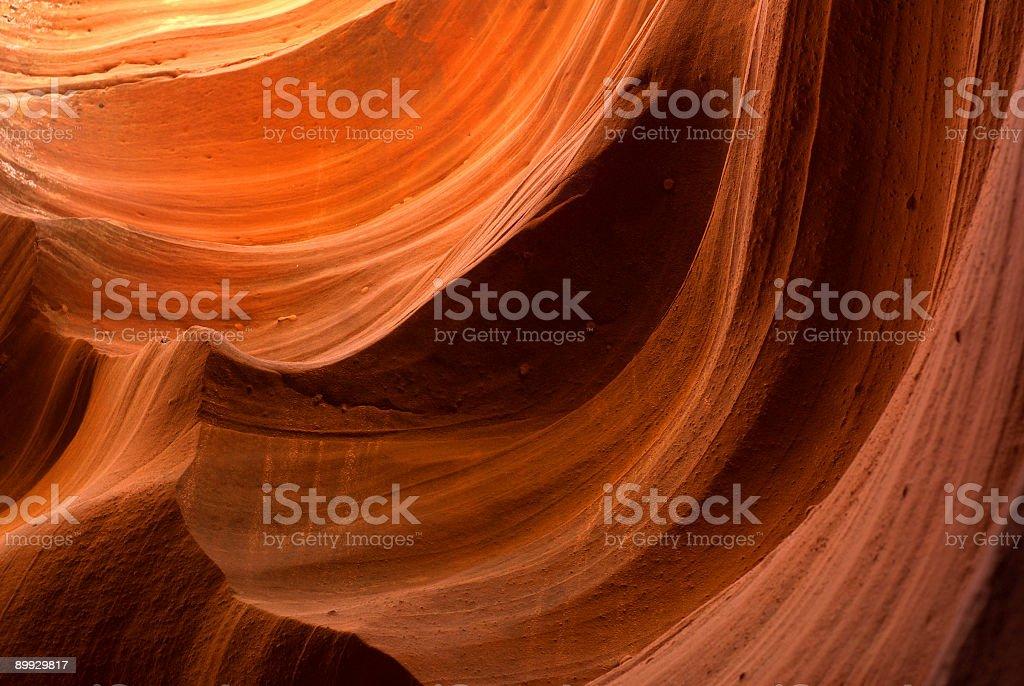 canyon rock royalty-free stock photo