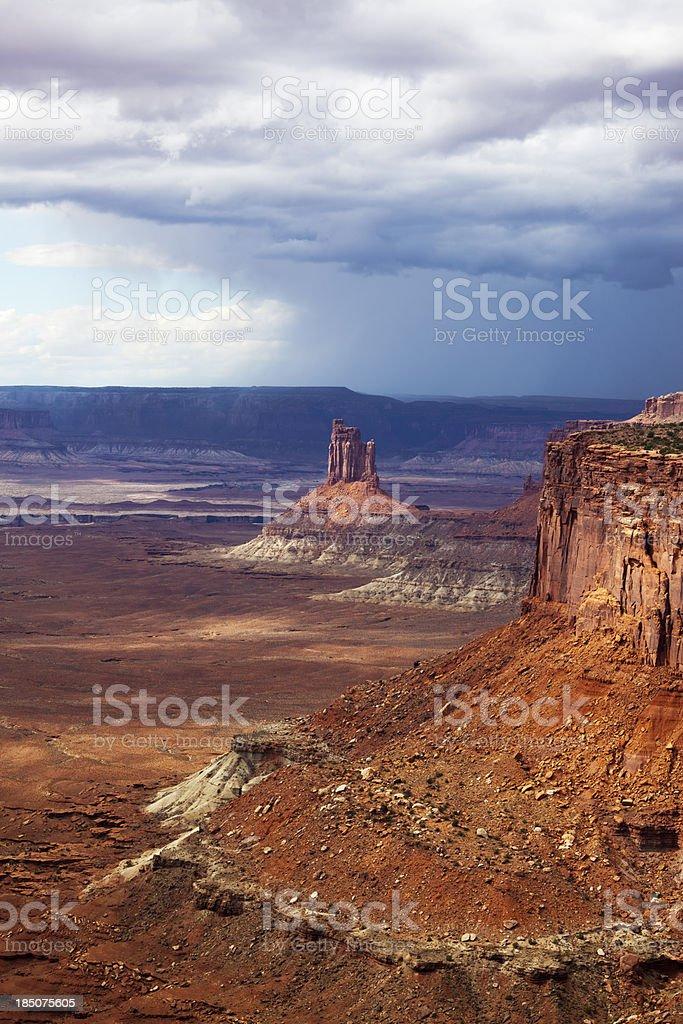 Canyonlands National Park, Colorado River, Utah. royalty-free stock photo