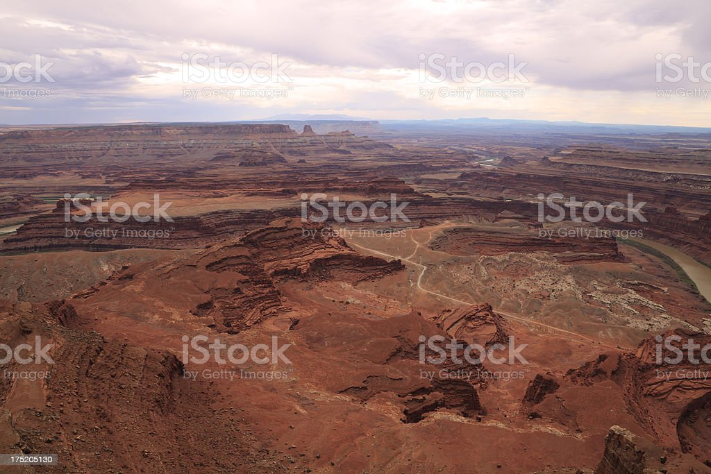 Canyonlands National Park royalty-free stock photo
