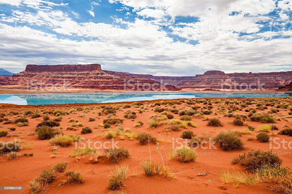 Canyonlands National Park, Utah, USA stock photo