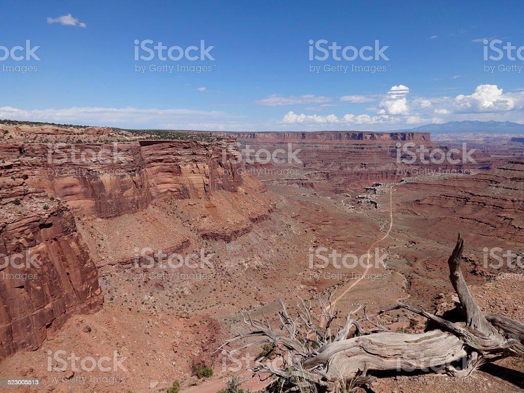 Canyonlands royalty-free stock photo
