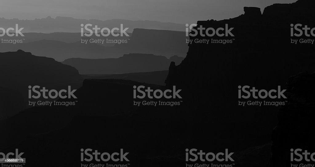 Canyonlands,Utah,USA royalty-free stock photo