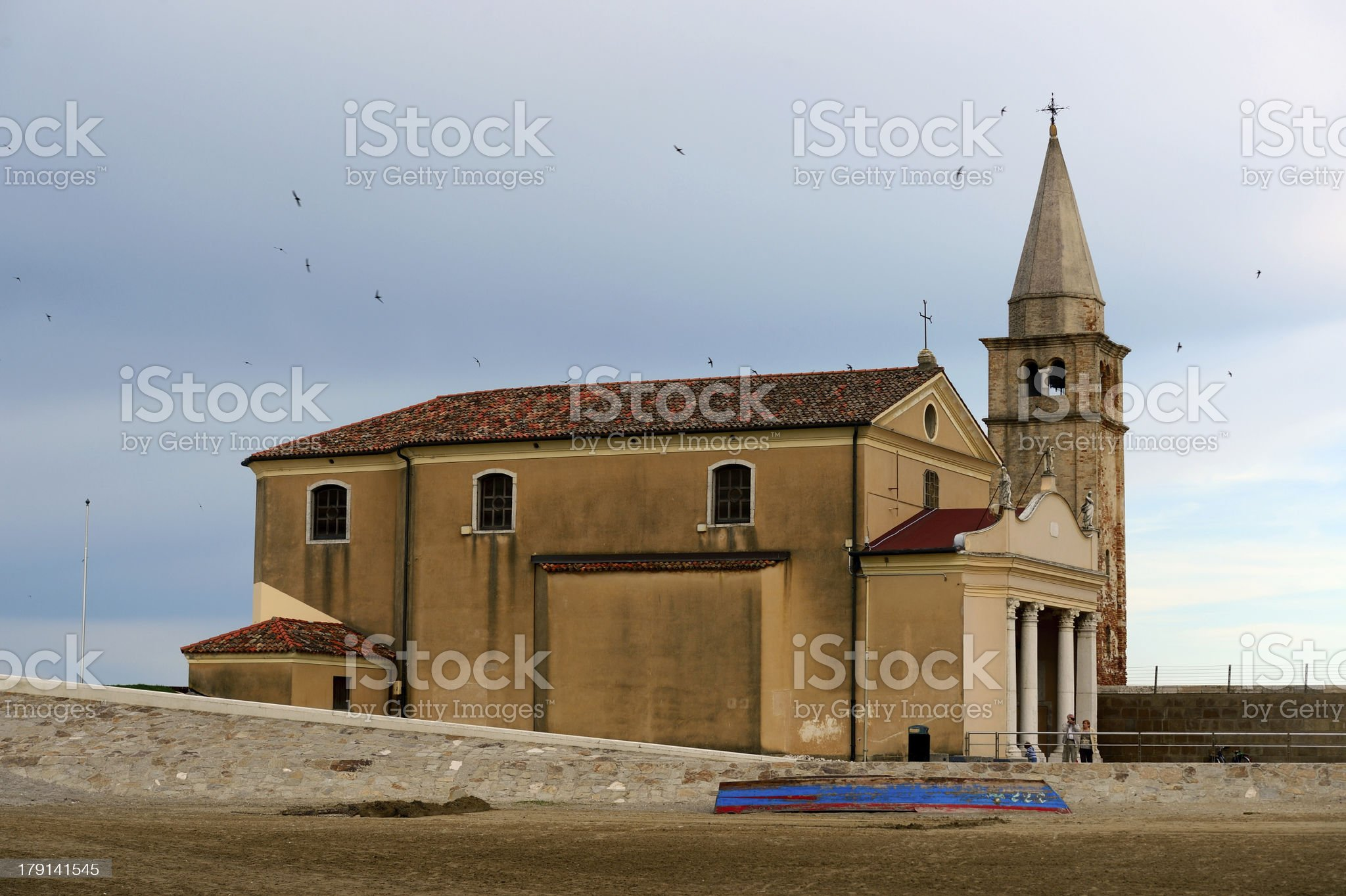 Caorle royalty-free stock photo