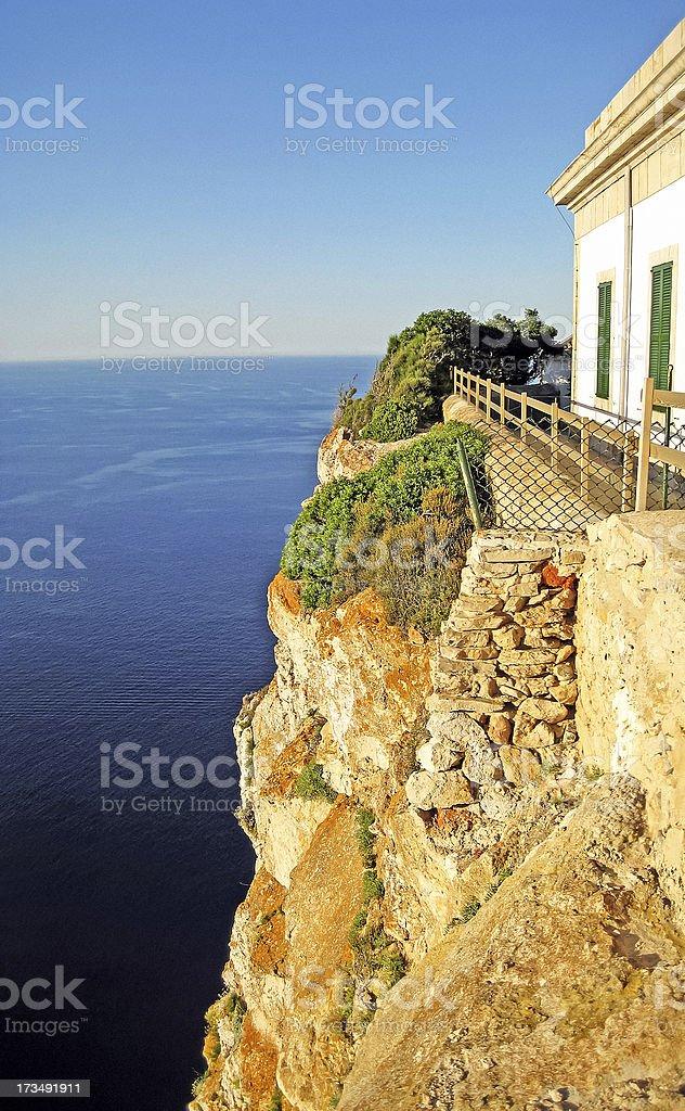 Cap de Formentor, Majorca stock photo
