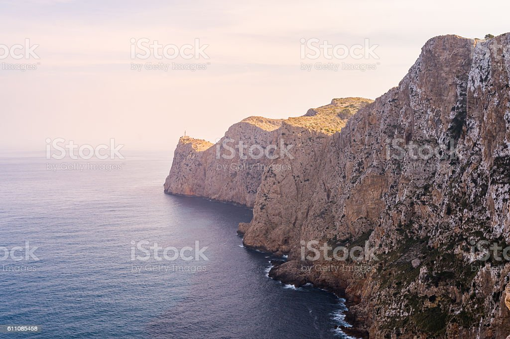 Cap Formentor, Majorca stock photo