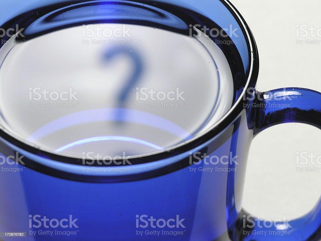 Cap of consider stock photo
