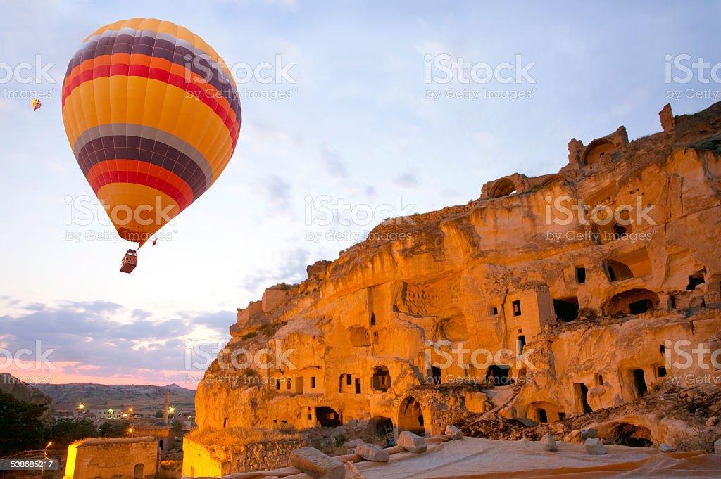 capadoccia,Turkey stock photo
