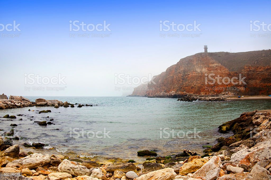 Cape Bolata stock photo