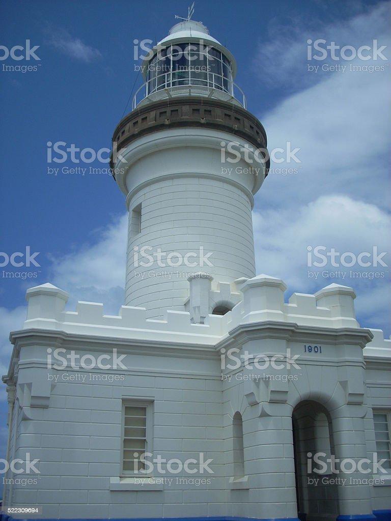 Cape Byron Light stock photo