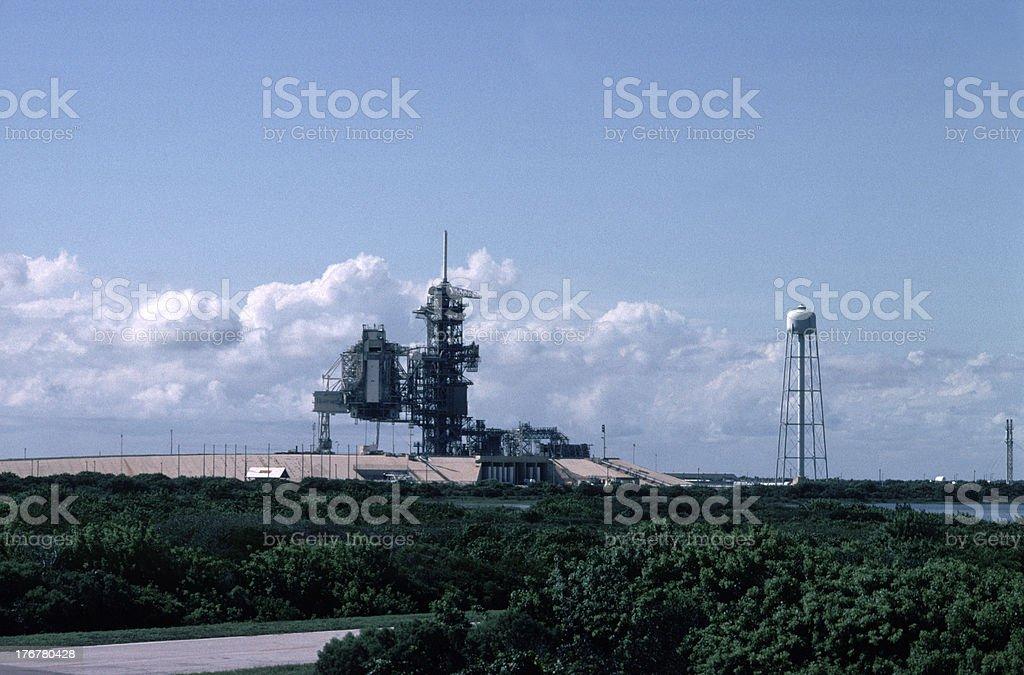 Cape Canaveral stock photo