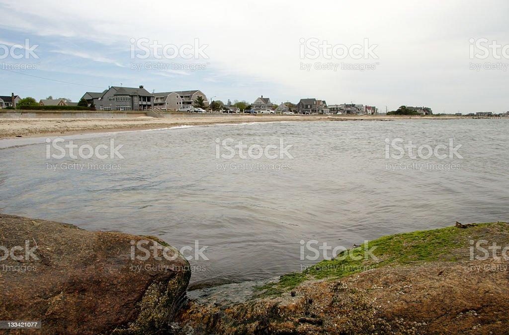 Cape Coast stock photo