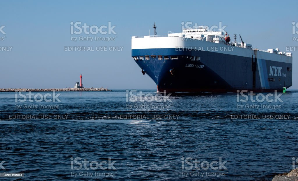 Cape Cod Canal Entrance stock photo