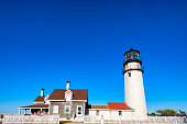 Cape Cod Highland Lighthouse in Massachusettes.