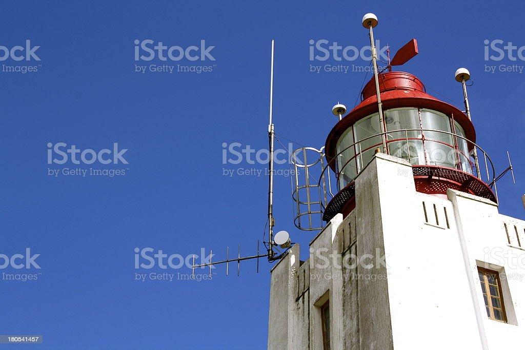 Cape Columbine Lighthouse royalty-free stock photo