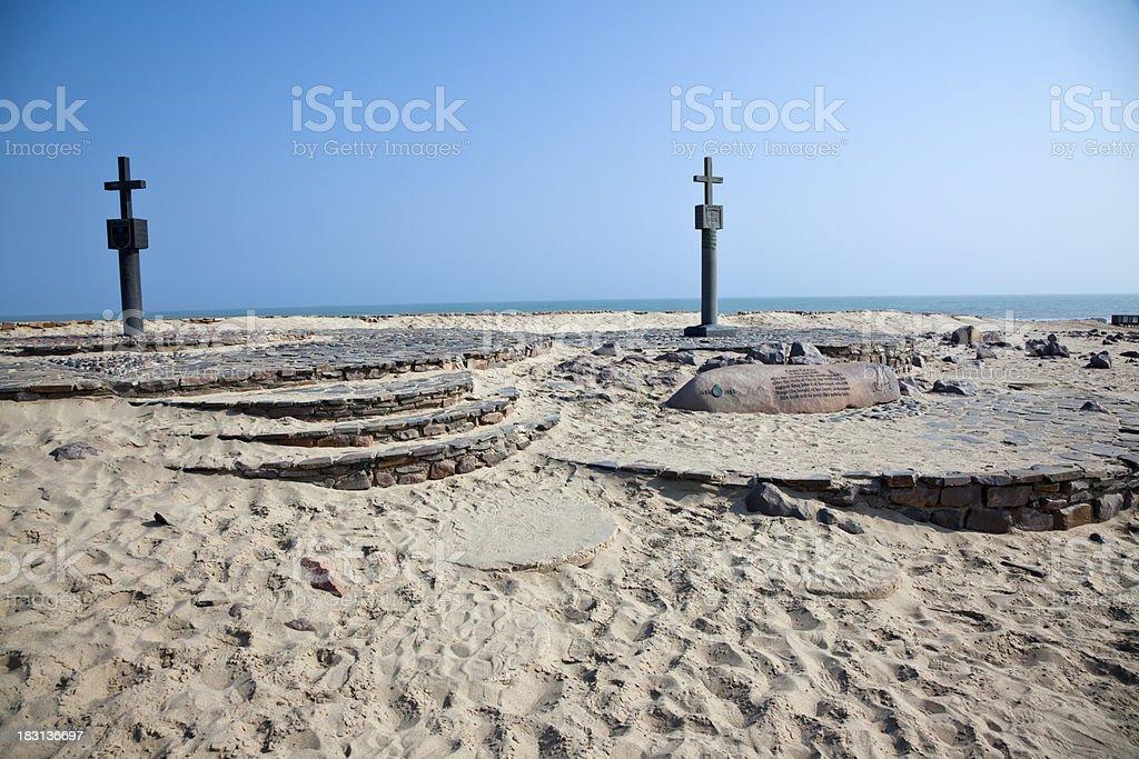 'Cape Cross, Namibia' stock photo