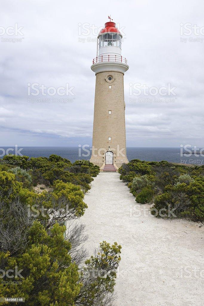 Cape Du Couedic Lighthouse, Kangaroo Island, Australia (XXXL) stock photo