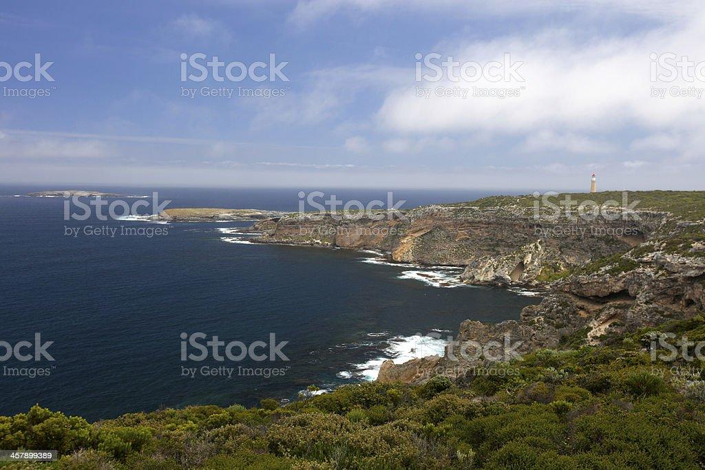 Cape Du Couedic stock photo