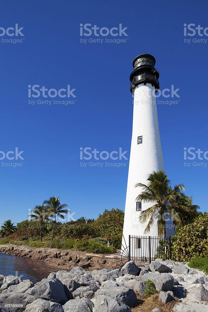 Cape Florida stock photo