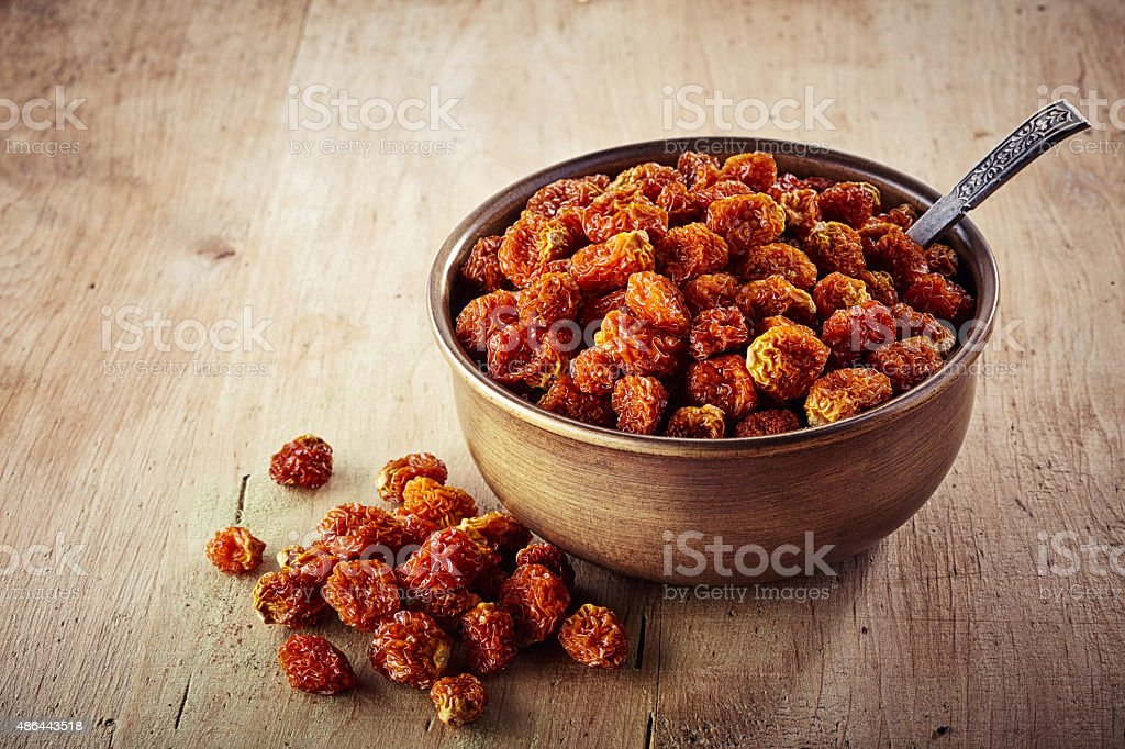 Cape gooseberries stock photo