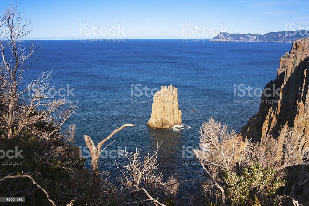 Cape Hauy, Península de Tasman foto royalty-free